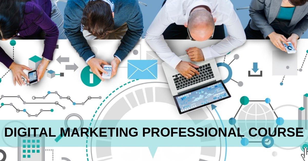 Digital Marketing Professional Course